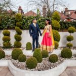 Colourful Hindu Engagement in North London {Rupal & Dipen}