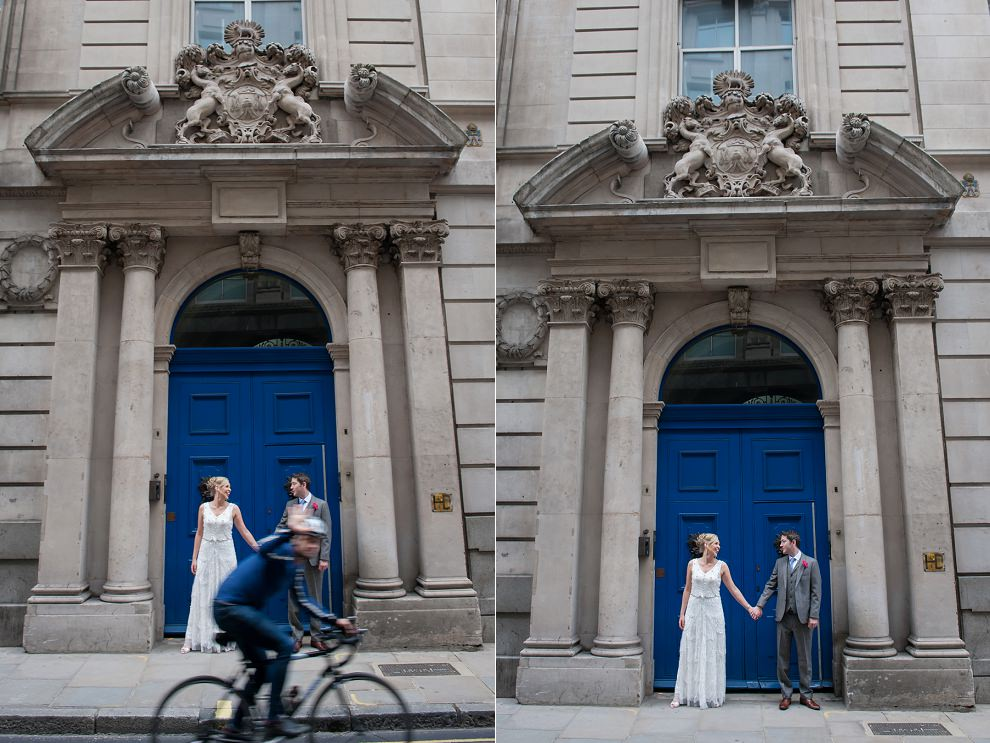 Quirky wedding photographers London