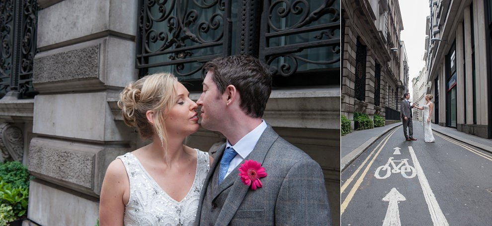 Leadenhall Market wedding photographer