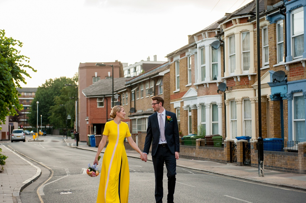 Peckham wedding photos