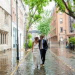 Clerkenwell Wedding at the Museum of the Order of St John {Benedicte & Jonathan}