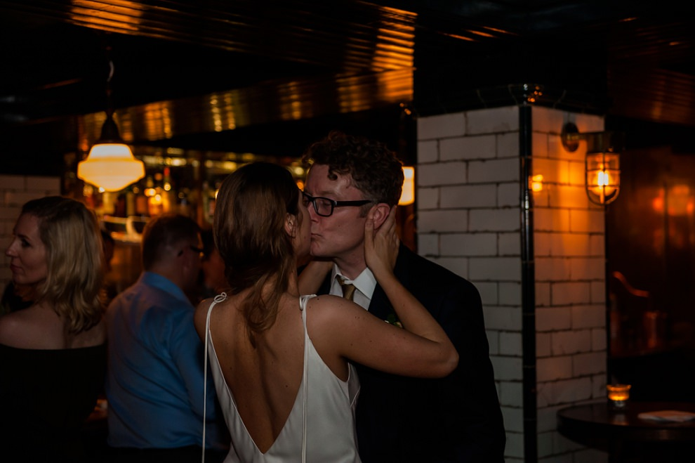 Wedding Hawksmoor Spitalfields