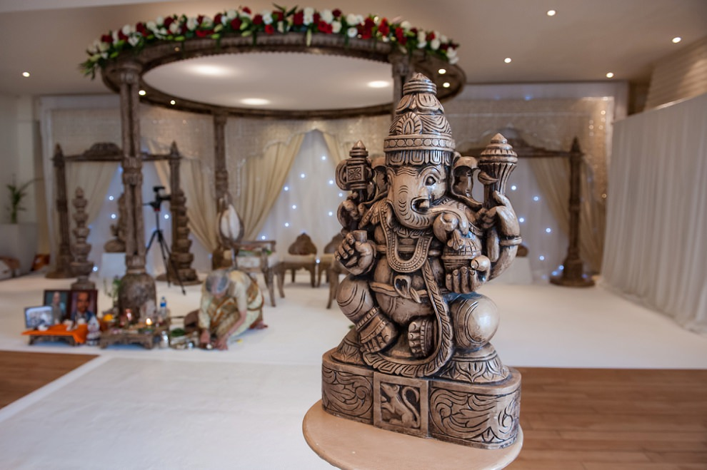 Hindu Wedding Mandap