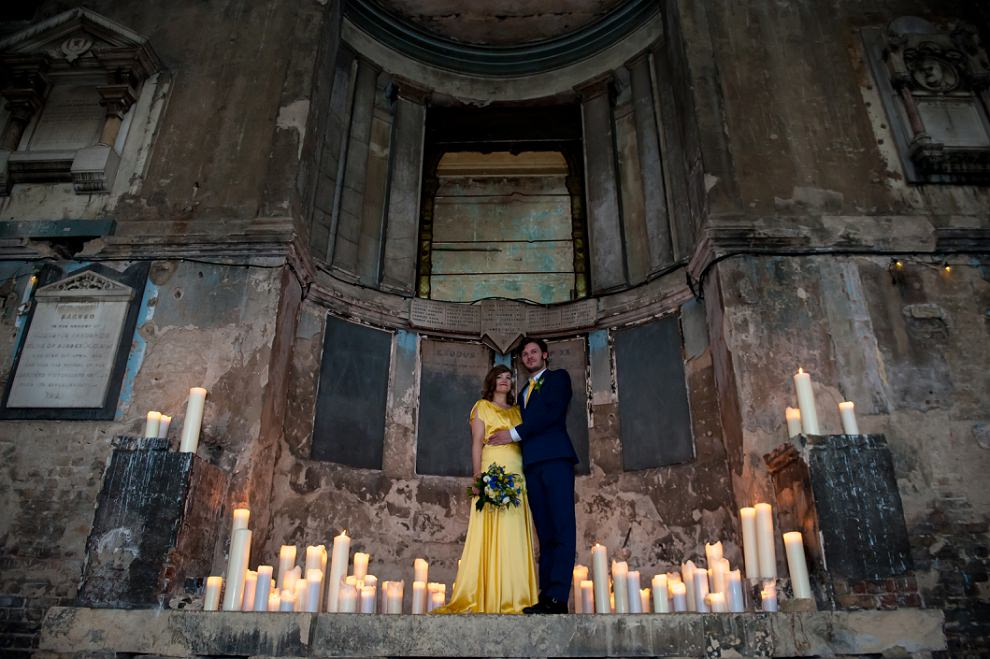 Wedding Asylum Peckham