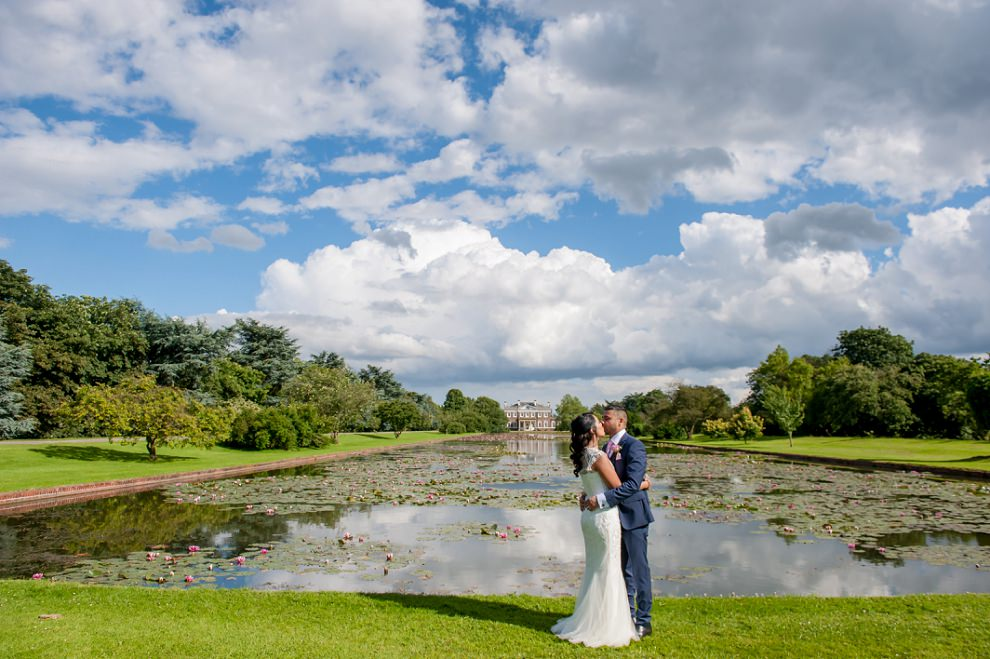 Boreham House wedding Essex