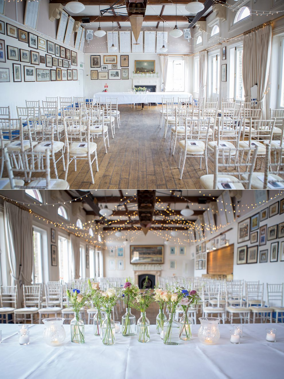 London Rowing Club Wedding Venue