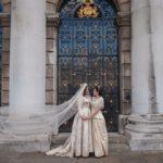London Wedding Photography – Old Royal Naval College Wedding {Stephanie & Fuchsia}