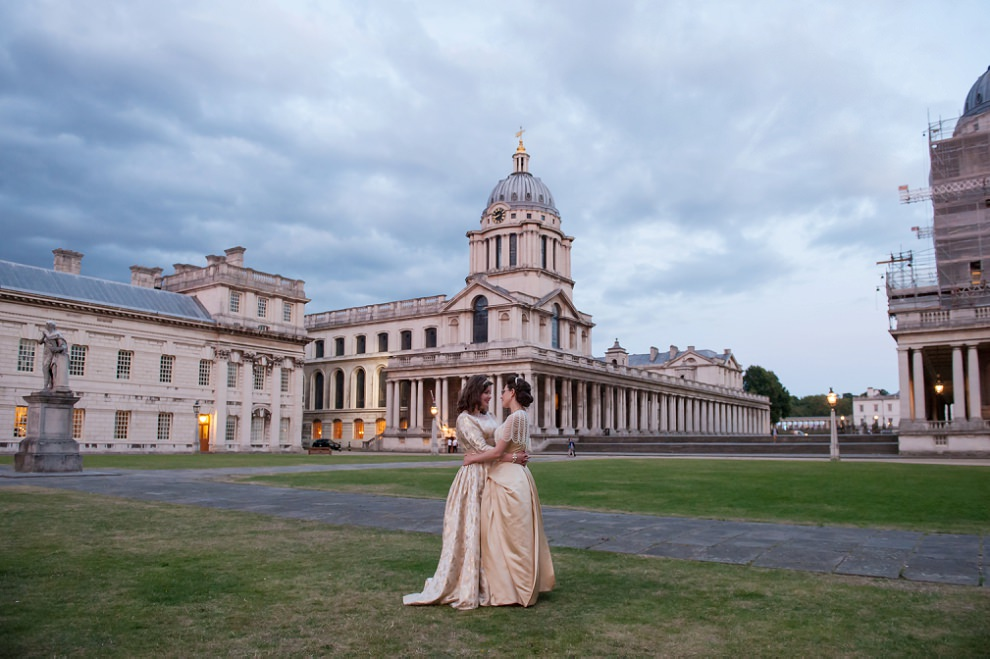 weddings at old royal naval college
