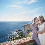 Italy Wedding – Destination Boccadasse Wedding in Genova, Italy {Val & George}