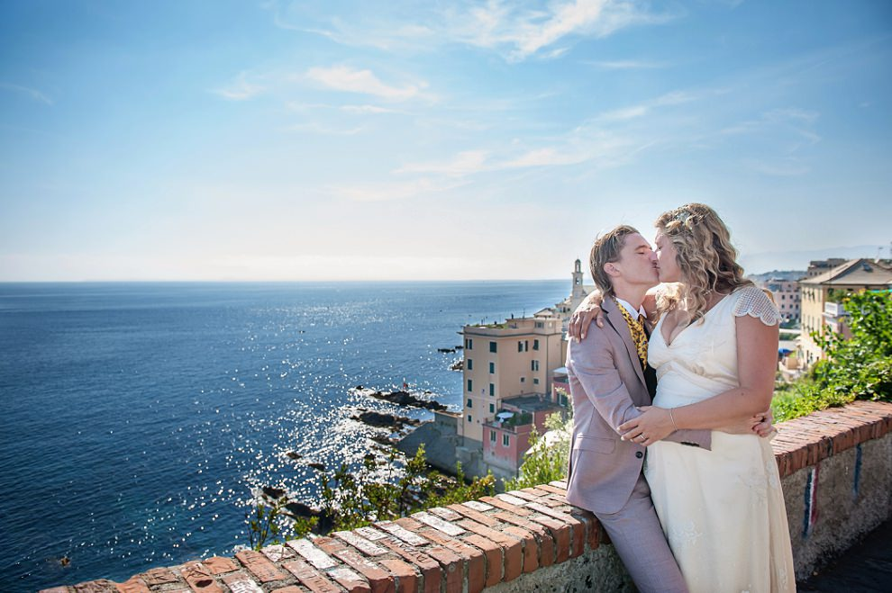 Destination Wedding Genova Boccadasse