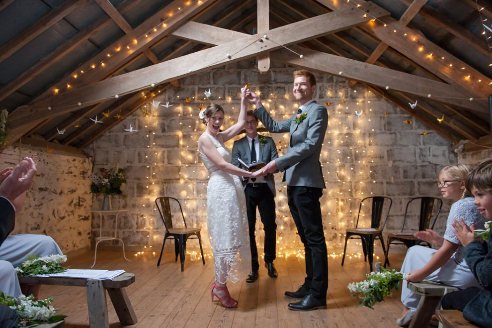 East Soar Swallows Nest wedding