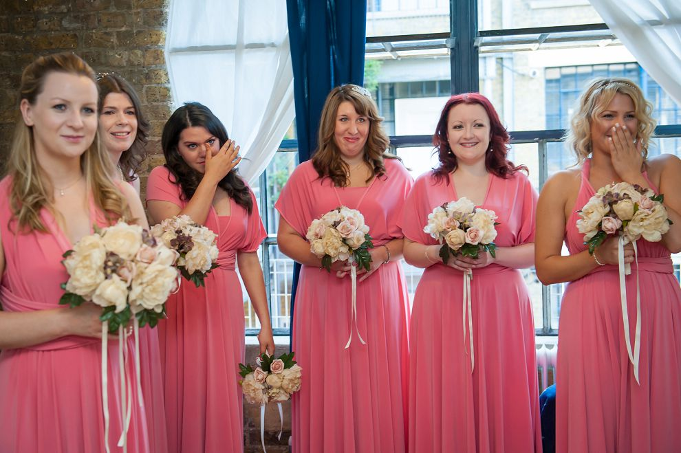 Doentary Wedding Photography London