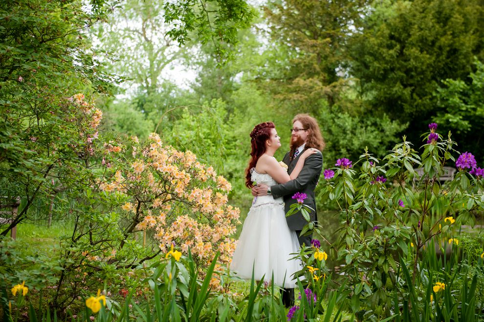 Smallfield Place wedding venue photos