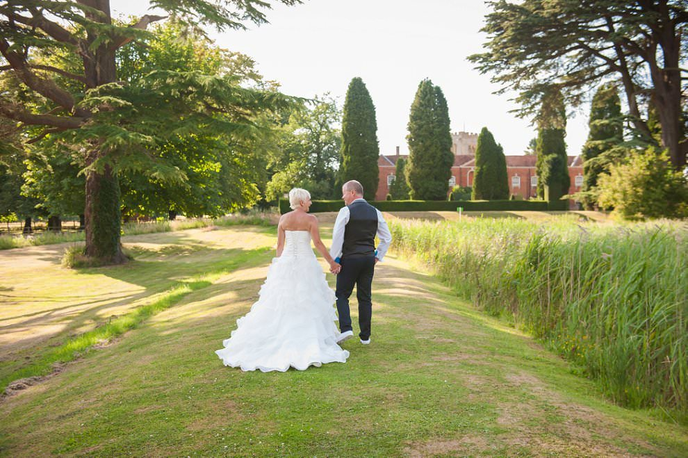 Gloucestshire Wedding at Chicheley Hall