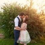 Dorset Wedding Photographer – Fun Village Hall Wedding {Alice & Sam}