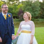 Cambridgeshire Wedding Photographer – Fun Chippenham Park Wedding {Angie & Martin}