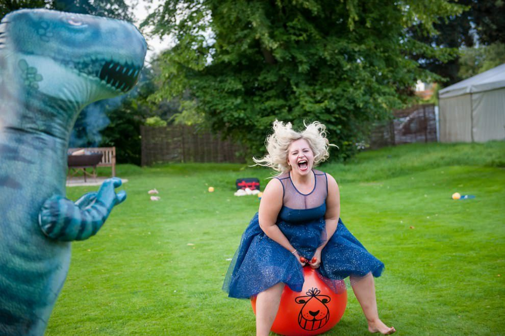 Crazy wedding photography London
