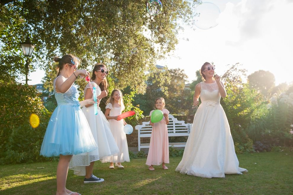 Wedding photographers London | Gay wedding Richmond