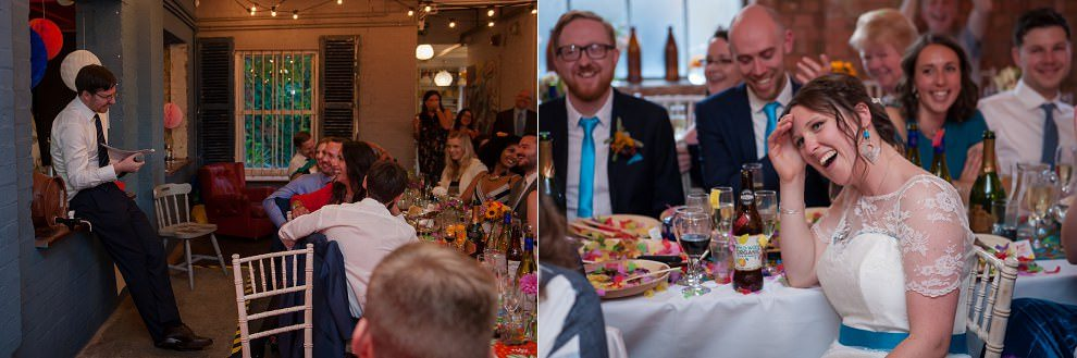 One Friendly Place wedding | Kat Forsyth London wedding photographer