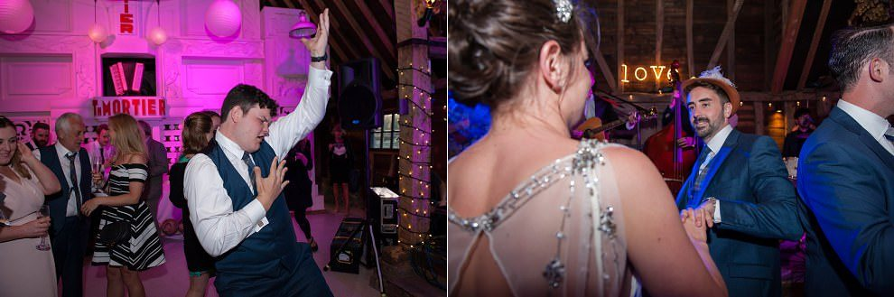Dancing at wedding | Preston Court wedding