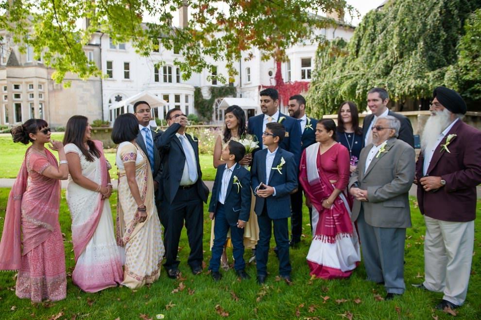 fun family photos | London wedding photographer