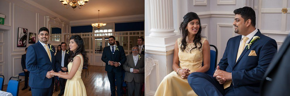 Wedding Stephens House and Garden Finchley London