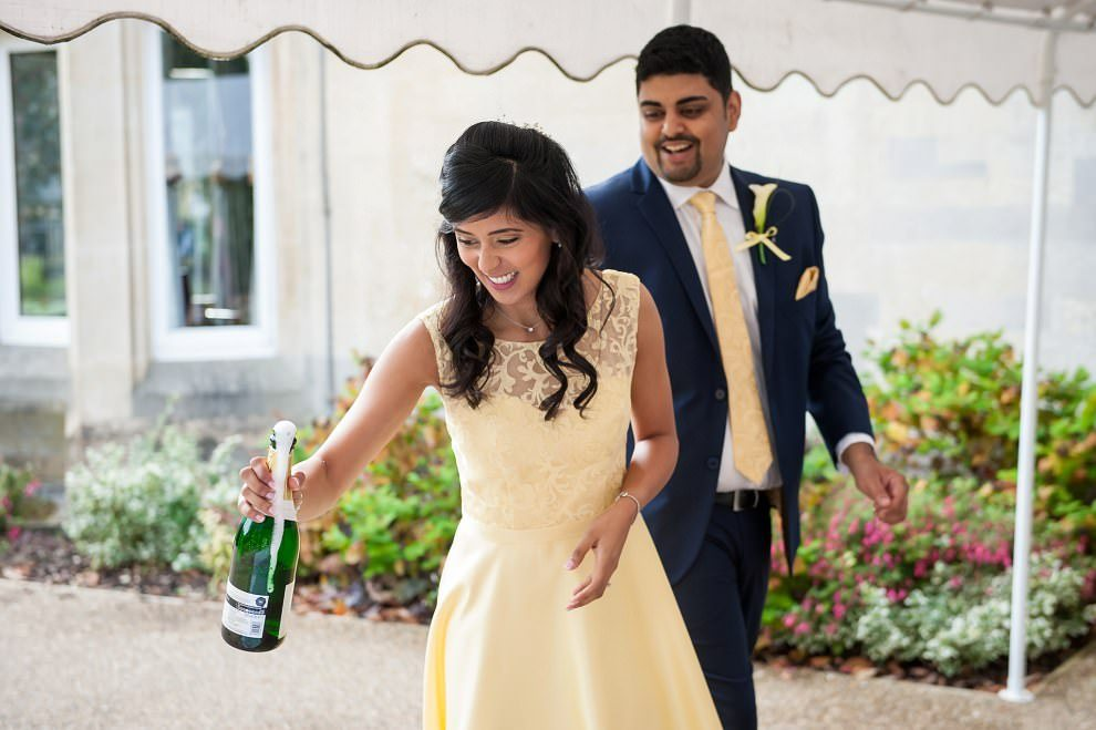 Candid wedding photographer London
